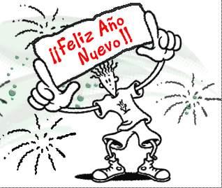 Felíz Año Nuevo !