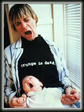 Kurt Cobain...